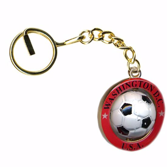 Picture of Keytags - Swivel Gold