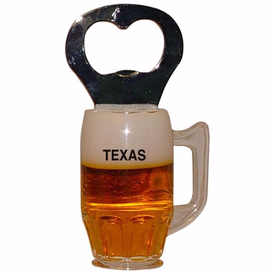 Picture of Beer Mug Bottle Opener
