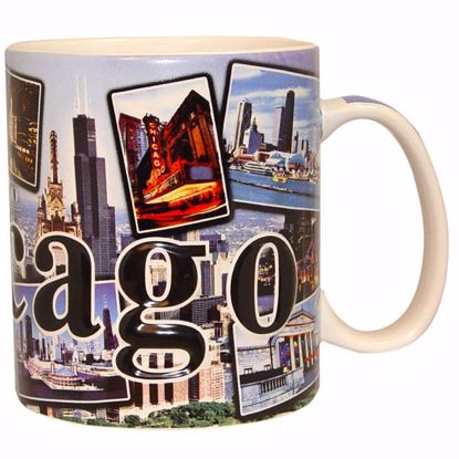 Picture of Mug Embossed Stone