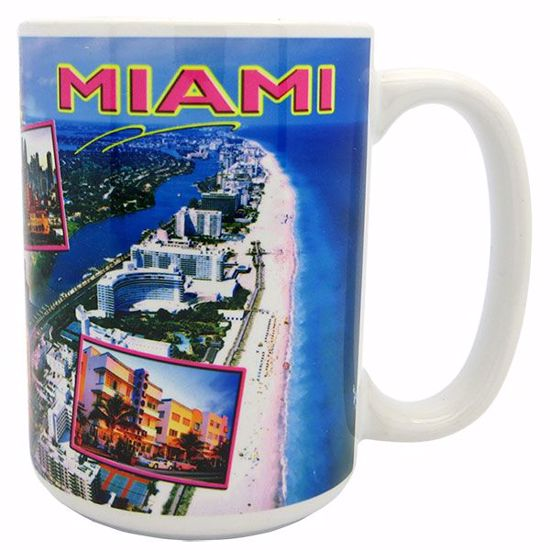 Picture of Mug Photo White 15z