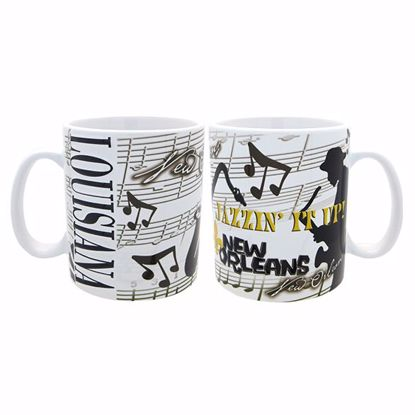 Picture of Mugs 18oz. Photo Embossed
