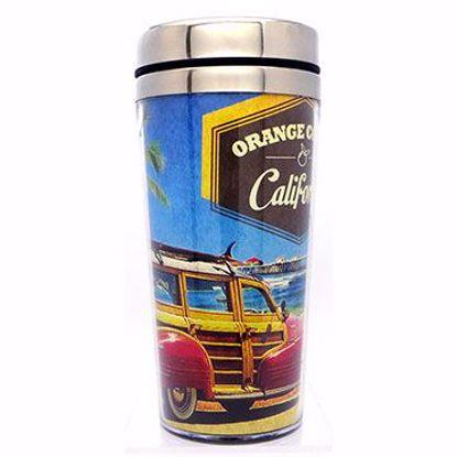 Picture of Travel Mug SS/Plast