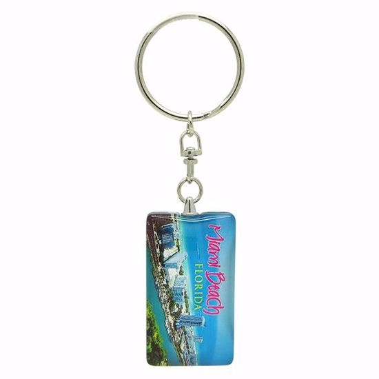 Picture of Keytags Glass Rectangle