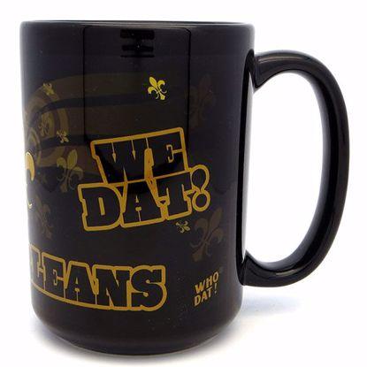 Picture of Black Ceramic - Mug 15oz