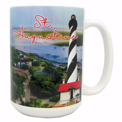 Picture of Mugs Photo White 15z