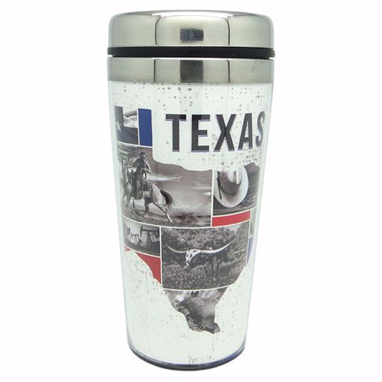 Picture of Mugs Travel SS/Plast