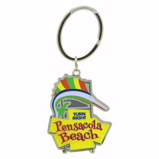 Picture of Keytags Enamel 6 color