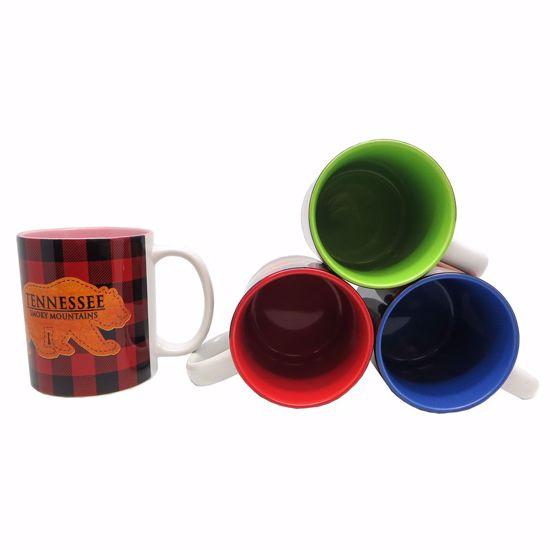 Picture of Mugs 11z w Int Glaze