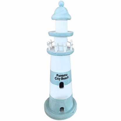 Picture of Figurine Lighthouse Med