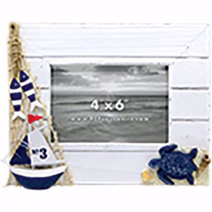 Picture of Frames Wood w/Decor